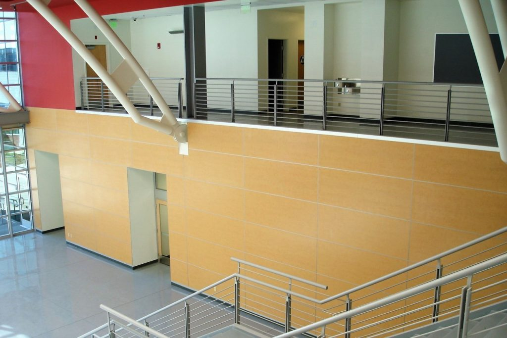 Compton Community College Wall Panel Systems Inc
